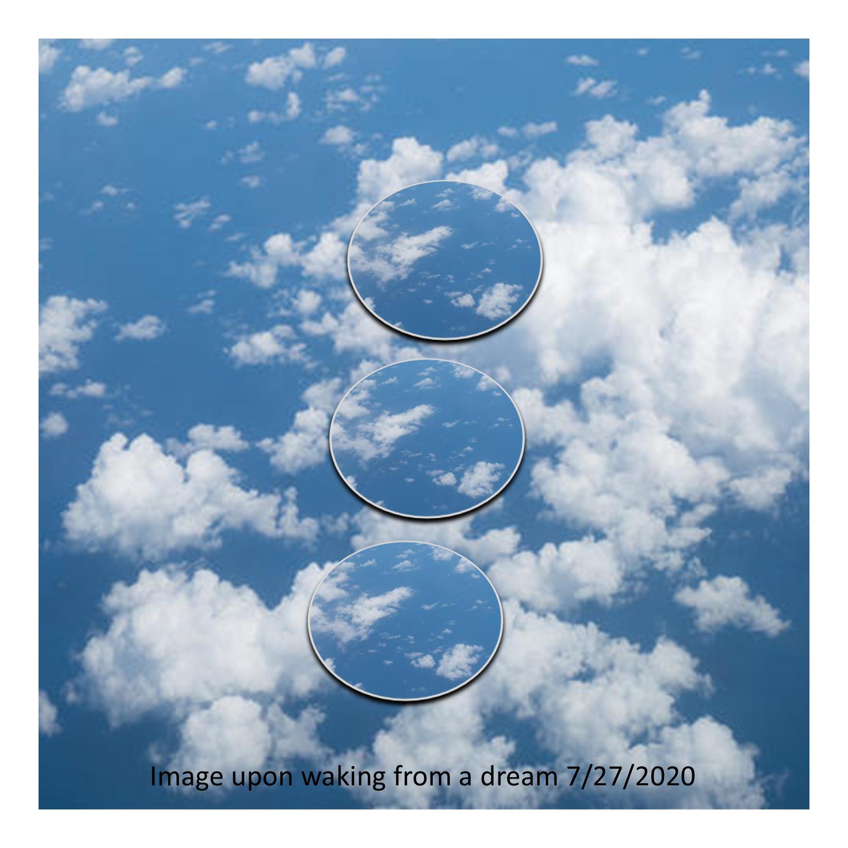 DG Holes in Sky Sq Format
